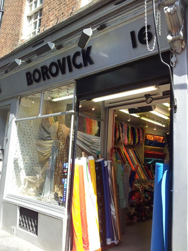 Borovicks