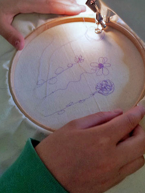 Freeembroidery